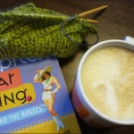 Coffee and Knitting - 366 Days Photography Project