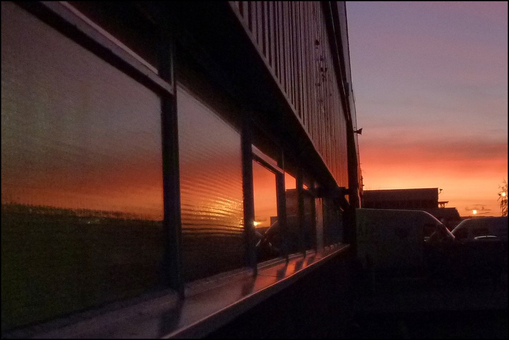 Sunset - Cala Trading Estate - 366 Days Photography Project