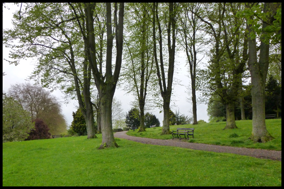 Greville Smyth Park, Bristol © Buttons and Beeswax Knitting Blog