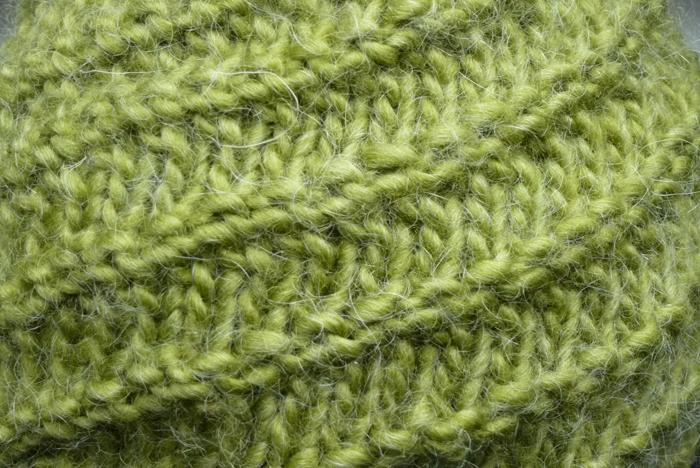 All Ages Corkscrew Beanie Knitting Pattern