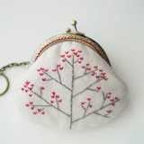 lazydoll heart tree purse - etsy favourite