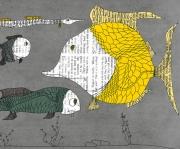 Orange_Fish_Print