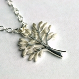 JewelleryByZM tree pendant - etsy favourite