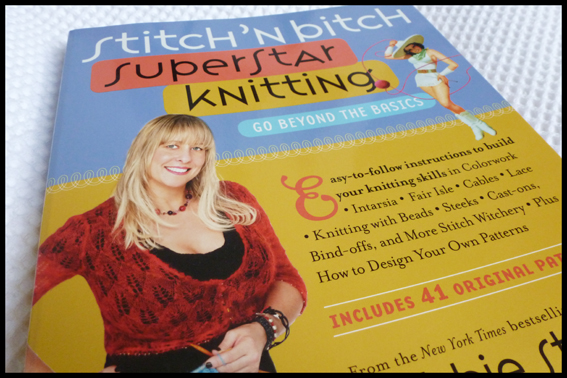 Stitch 'n Bitch Superstar by Debbie Stoller
