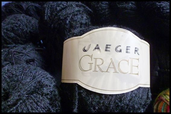 Jaeger Grace Yarn Swap © Buttons and Beeswax Knitting Blog