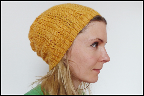 Fyberspates Rural Charm Slouch Hat