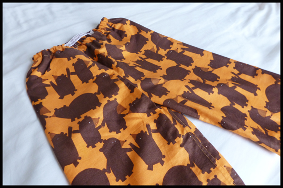 Baby Bear Trousers