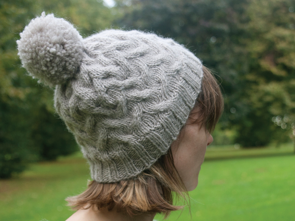 Double Knitting Bobble Hat Pattern Free : Constantine - Buttons and Beeswax