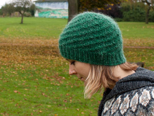 New pattern release the corkscrew beanie for grown ups the hat is knit dt1010fo
