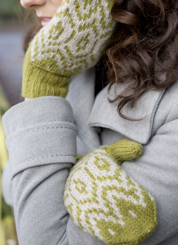 Simply Knitting 115, Fair Isle DK